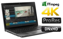 Shotcut 19.08 Video Audio Editing Suite Software Linux DEB on USB Flash ... - $10.11