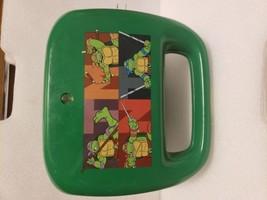Teenage Mutant Ninja Turtles 2-Slice Waffle Maker Kitchen Appliance Tested - ₹1,691.75 INR