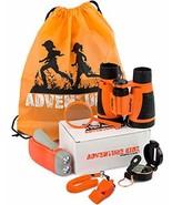 Adventure Kidz - Outdoor Exploration Kit, Children's Toy Binoculars, - $26.89