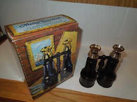 AVON MARINE BINOCULARS Tai Winds Cologne After Shave FULL in Original Bo... - $5.95