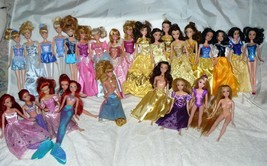 Mattel Disney Princessess 27 pieces - $111.67