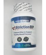 StrictionBP, Natural Support for Healthy BP, 120 Gel Caps, Sealed, Best ... - $39.31