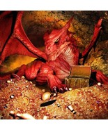 KALDRIS THE WEALTH MAGICK DRAGON! ACCESS THE HOARD! GUARDIANSHIP! POWERFUL! - $47.99