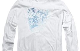 Green Lantern White Lantern Sinestro DC Comics long sleeve graphic t-shirt GL237 image 3