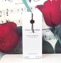 Yves Rocher Voile D'Ambre Secrets D'Essences EDP Spray 1.6 FL.OZ. NWB - $169.99
