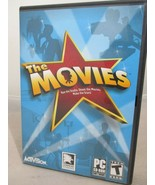 The Movies - PC by Activision. Windows 98 XP 3 CDs - $17.99