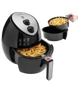 Air Frying Oil Less Fast French Fry Maker Farberware Fryer Cooking Healt... - $2.713,77 MXN