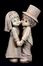 """FannyKins """"Together Forever"""" by Bill Mack Solar Studios 1981 Wedding Dec... - $24.18"""