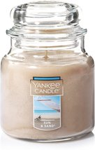 Yankee Candle Medium Jar Candle Sun & Sand 14.5 oz - $25.00