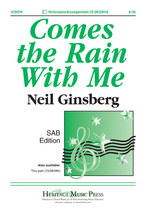 Comes the Rain With Me - $1.95