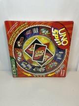 UNO SPIN - Next Revolution, Mattel 2005, Fun Family Board Game - $16.82