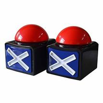 DAFEN Game Answer Buzzer 2 Pcs, Game Buzzer Alarm Sound Play Button with Light T image 11