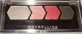 Maybelline Silk Glam Quad Eyeshadow 21 Pink Drama - $6.00