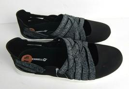 Merrell Women's Performance Footware US Size 7.5 Black Sneaker Slip-on Shoe - $44.99