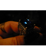 HAUNTED MALE DJINN OF KING SOLMON RING beauty and power size 6.5 - $200.00