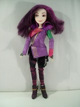 "DISNEY DESCENDANTS MAL ISLE OF THE LOST 11"" DOLL HASBRO 2014 - $15.63"