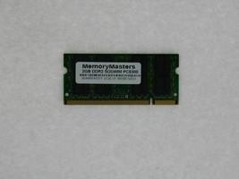 2GB DDR2-5300 MEMORY FOR DELL LATITUDE D530 D531 D620 D630 D631 D631N D820 D830