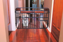 Carlson Design Studio Tuffy Expandable Gate wit... - $62.54