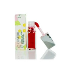 CLINIQUE POP LACQUER LIP COLOUR (GLOSS) + PRIMER 02 LAVA POP .20 OZ - $32.33