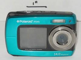 Polaroid iF045 14.0MP Digital Camera - Blue - $32.73