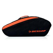 Dunlop GAME 1COMP RKT BAG 1901 Badminton Bag Black Racket Shuttlecock 1 ... - $48.71