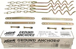XDP Recreation Ground Anchor Kit - $15.99