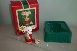 Hallmark Ornament Popcorn Mouse 1986 Vintage - $12.99