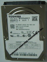 "New 250GB 2.5"" 9.5mm 7200RPM SATA II Hard Drive Toshiba MK2556GSYF HDD2E73 - $58.75"