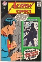 Action Comics Comic Book #355 DC Comics 1967 VERY GOOD+ - $13.54