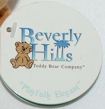 Beverly Hills Brand Playfully Elegant Brown Tan Color Thanks Cupcake Bear image 5