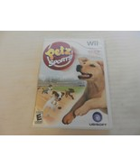 Petz Sports (Nintendo Wii, 2008) - $8.91