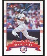 2002 Fleer #20 Derek Jeter - $3.00