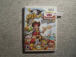 Pirates: Hunt for Blackbeard's Booty Nintendo Wii 2008 Game - $11.25