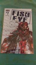 Fish Eye #1 Scout Comics (LOW PRINT RUN) - $2.00