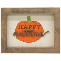 Autumn Framed Sign - $38.34
