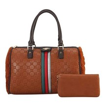 Women Handbags and Purses Crossbody Hobo Tote Bags Fromal Vintage 2pcs S... - $49.93