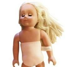 Alexander Girl Doll Blonde Hair Sleeping Doll Vinyl Cloth Body - $13.86