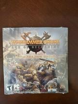 Warhammer Online: Age of Reckoning DVD-ROM Sealed - $12.99
