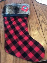December Home CHRISTMAS STOCKING  * NEW * Ships N 24h - $15.82