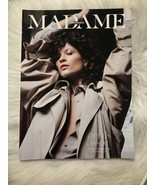 NEW MADAME AIR FRANCE IN FLIGHT ON BOARD MAGAZINE February 2018 #189 - $12.86