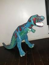 "Melissa & Doug Plush T-Rex Dinosaur~ Large Posable 39"" Stuffed Animal #2149~ EUC - $19.80"