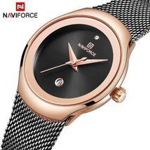 Relogio Feminino Women Watch NAVIFORCE Top Brand Luxury Fashion Ladies Q... - $33.99+