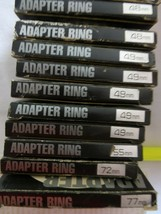 Genuine Hoya Hoyarex Adapter Rings Made In Japan Old Stock New - $5.86+