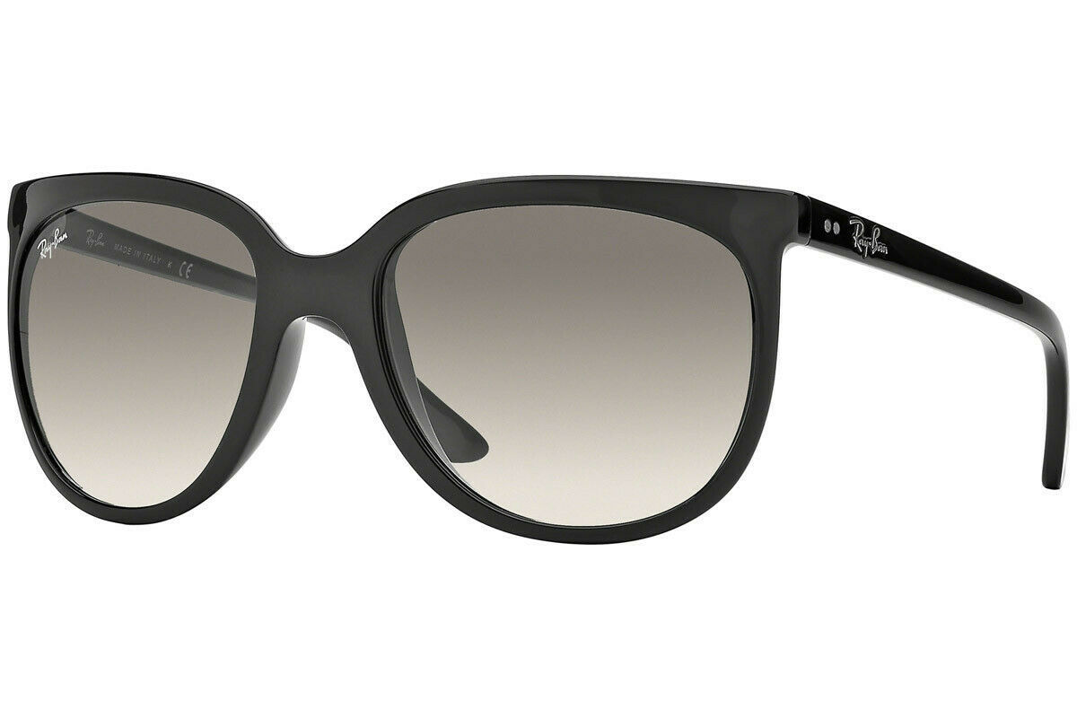 711c258f2b Ray-Ban RB4126 601/32 Black Frame/Crystal Grey Gradient Lens Sunglasses  57mm - $111.55