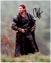 CHRIS HEMSWORTH Signed Autographed Photo w/ Certificate of Authenticity 2201 - $75.00