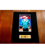 DON SHULA WINNINGEST COACH MIAMI DOLPHINS HOF COACH SIGNED AUTO MATTED CUT - $148.49