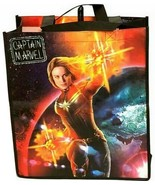 Marvel CAPTAIN MARVEL Reusable  15.5 x 13.5 x 7 inches Tote Shopping Bag - $7.91