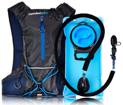 Hydration Backpack Pack With Bladder Running Hiking Cycling Tactical Men... - $428,99 MXN