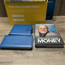 Dave Ramsey Financial Peace University Kit - good used books and cds - $20.00