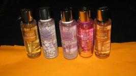 5 Victoria's Secret Fragrance mist 8.4 oz. All different. All 90-95 %  R... - $36.62